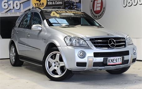 2008 Mercedes-Benz ML 63