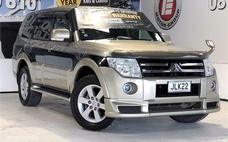 2008 Mitsubishi Pajero