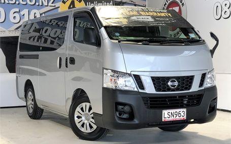 2013 Nissan Caravan