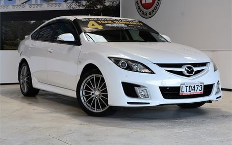2008 Mazda Atenza SPORTS FREE ON ROAD COSTS Test Drive Form