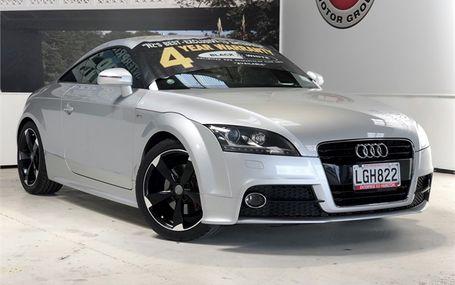 2012 Audi TT S LINE 56,000 kms Test Drive Form