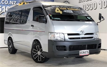 2006 Toyota Hiace