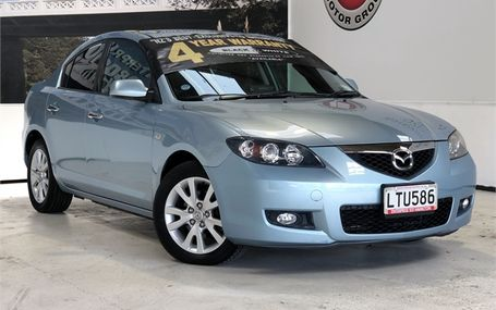 2007 Mazda Axela 15C STUNNING COLOUR Test Drive Form