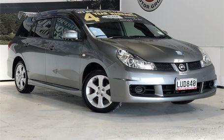 2007 Nissan Wingroad