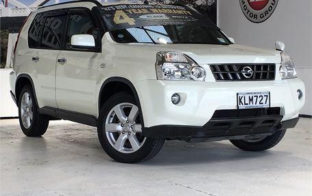 2008 Nissan X-Trail