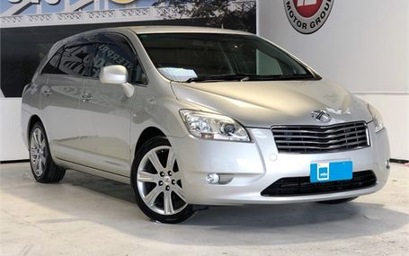 2009 Toyota Mark X Zio