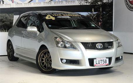 2008 Toyota Blade MASTER G AERO BODY KIT V6 Test Drive Form