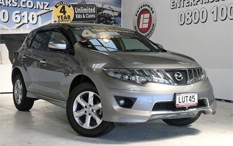 2008 Nissan Murano