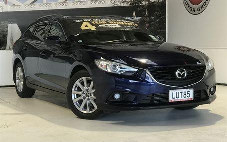 2013 Mazda Atenza XD NEW SHAPE WAGON Test Drive Form