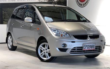 2008 Mitsubishi Colt