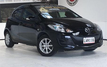 2011 Mazda Demio HATCH GREAT LITTLE RUNNER Test Drive Form