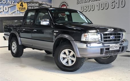 2004 Ford Courier