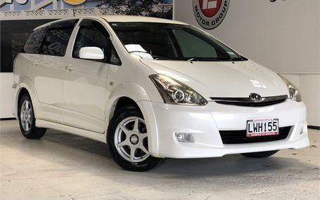 2008 Toyota Wish Z 6 SEATER Test Drive Form