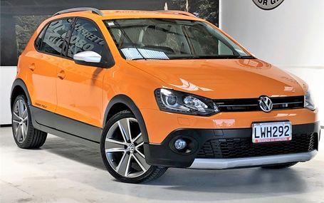 2012 Volkswagen Cross Polo
