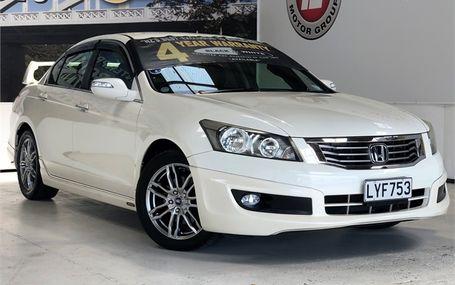 2008 Honda Inspire