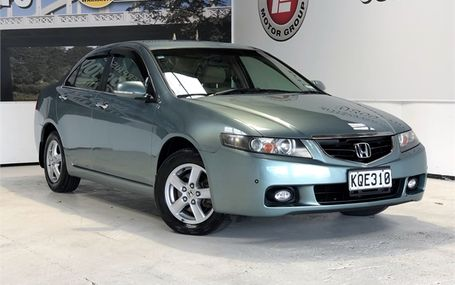 2004 Honda Accord 56,500 KM'S Test Drive Form