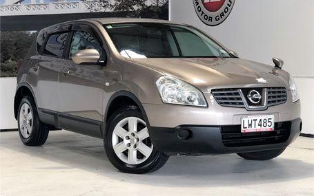 2007 Nissan Dualis