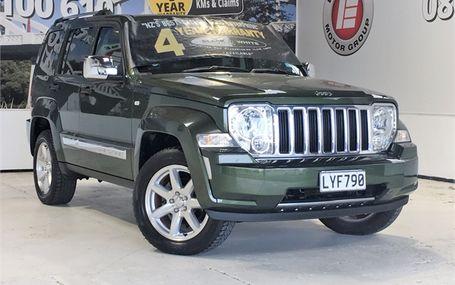 2008 Jeep Cherokee LTD STUNNING SUV Test Drive Form