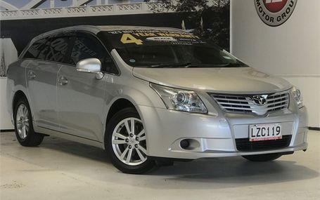 2011 Toyota Avensis XI FREE ON ROAD COSTS Test Drive Form