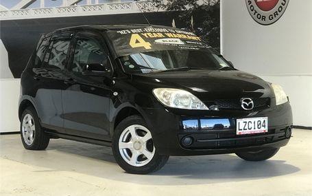 2005 Mazda Demio