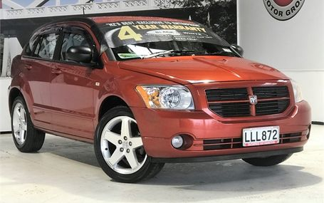 2008 Dodge Caliber ONLY 55000KM Test Drive Form