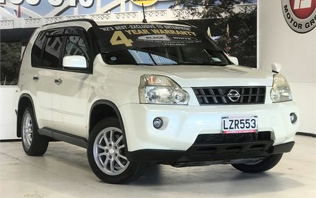 2008 Nissan X-Trail 20X 4WD FREE ON ROAD COSTS Test Drive Form