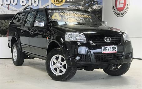 2014 Great Wall V240