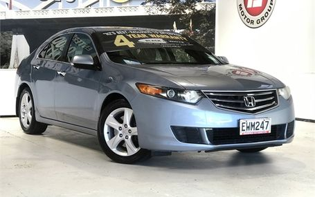 2009 Honda Accord Euro