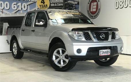 2008 Nissan Navara 2.5 4WD DIESEL D/CAB Test Drive Form