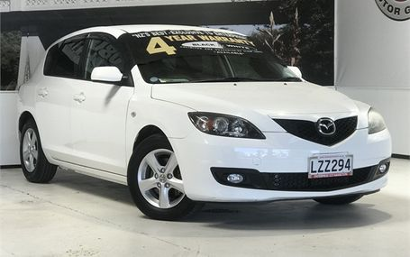 2007 Mazda Axela 15C SPORT 21,000 KMS ONLY Test Drive Form