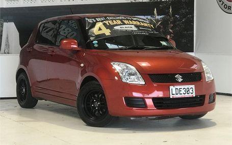 2008 Suzuki Swift