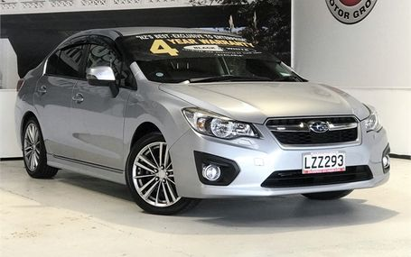 2013 Subaru Impreza G4 2.0 I-S EYESIGHT MODEL Test Drive Form