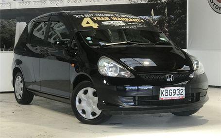 2005 Honda Fit