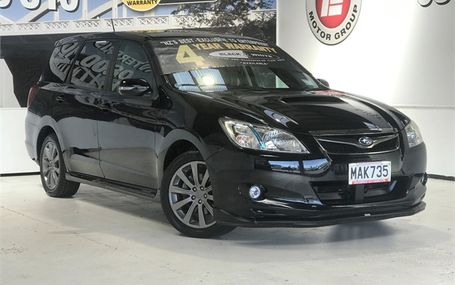 2008 Subaru Exiga