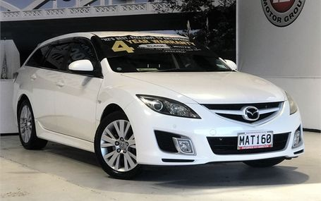 2008 Mazda Atenza