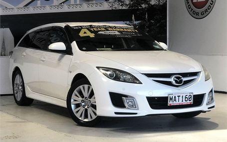 2008 Mazda Atenza SUPER POPULAR Test Drive Form
