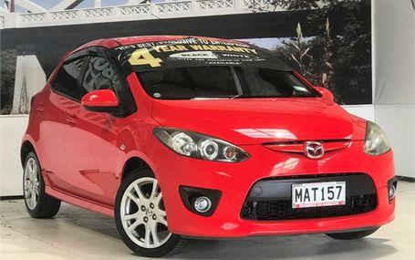 2008 Mazda Demio HATCH FREE ON ROAD COSTS Test Drive Form