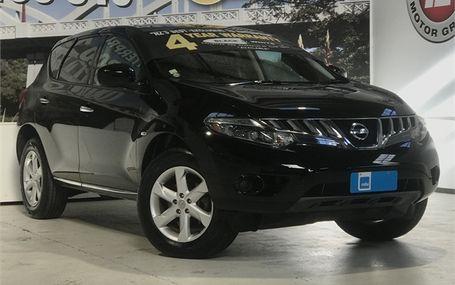 2008 Nissan Murano SUV NEWER SHAPE Test Drive Form