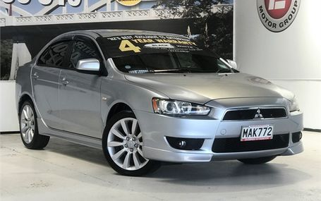 2007 Mitsubishi Galant FORTIS SPORTS Test Drive Form