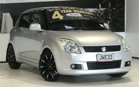 2006 Suzuki Swift
