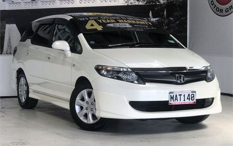 2005 Honda Airwave