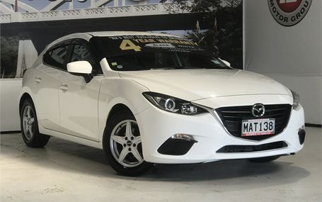 2013 Mazda Axela SPORTS NEW SHAPE Test Drive Form