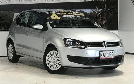 2013 Volkswagen Polo