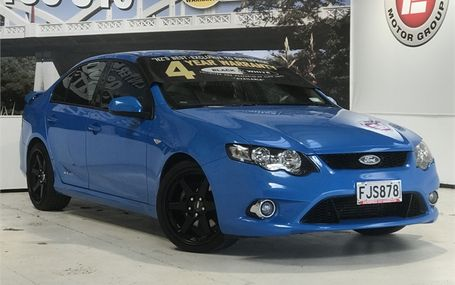2010 Ford Falcon FG XR6T SUPER RARE SUPER COLOUR Test Drive Form