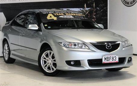 2004 Mazda Atenza SPORTS POPULAR HATCH Test Drive Form