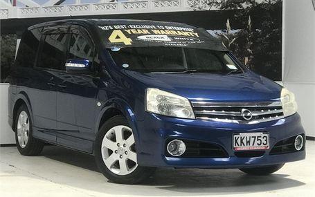 2007 Nissan Lafesta