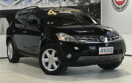2006 Nissan Murano POWERFUL 3.5L Test Drive Form