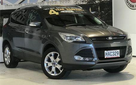 2013 Ford KUGA AWD 1.6 PETROL ECOBOOST Test Drive Form