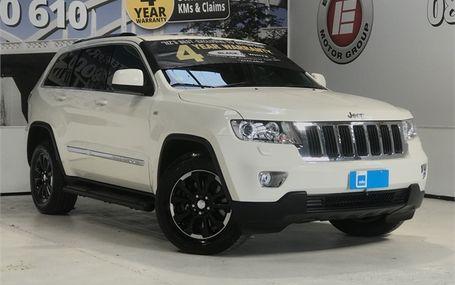 2012 Jeep Grand Cherokee 4X4 LAREDO Test Drive Form