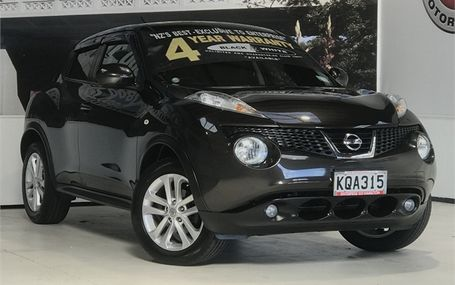 2011 Nissan Juke SUV SUPER POPULAR Test Drive Form